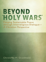 "Beyond ""Holy Wars"""