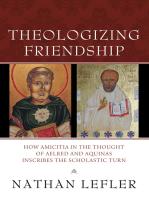 Theologizing Friendship