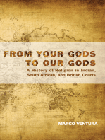 From Your Gods to Our Gods