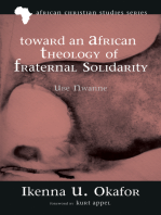 Toward an African Theology of Fraternal Solidarity