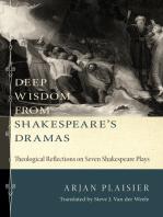 Deep Wisdom from Shakespeare's Dramas