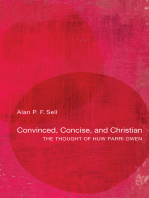 Convinced, Concise, and Christian