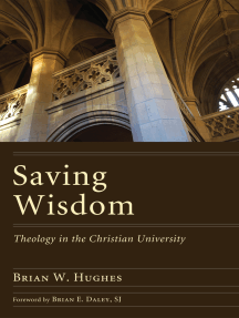Saving Wisdom: Theology in the Christian University