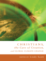 Christians, the Care of Creation, and Global Climate Change
