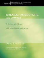 Shembe, Ancestors, and Christ