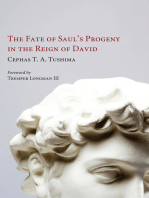 The Fate of Saul's Progeny in the Reign of David
