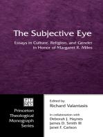The Subjective Eye