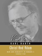 Christ and Adam