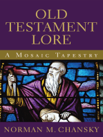 Old Testament Lore