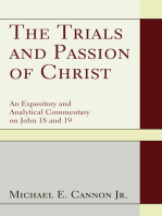 The Trials and Passion of Christ