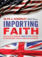 Importing Faith