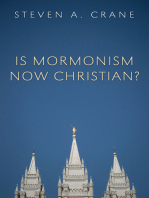 Is Mormonism Now Christian?