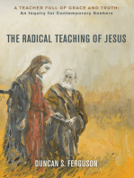The Radical Teaching of Jesus
