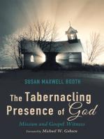 The Tabernacling Presence of God