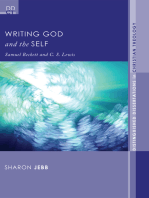 Writing God and the Self