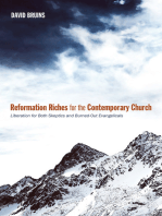 Reformation Riches for the Contemporary Church