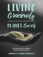 Living Graciously on Planet Earth