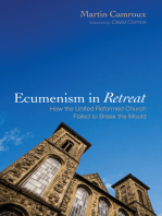 Ecumenism in Retreat