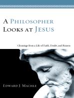 A Philosopher Looks at Jesus