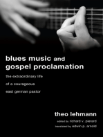 Blues Music and Gospel Proclamation