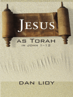 Jesus as Torah in John 1–12