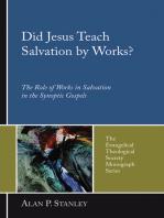 Did Jesus Teach Salvation by Works?
