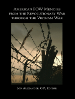 American POW Memoirs from the Revolutionary War through the Vietnam War