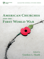 American Churches and the First World War
