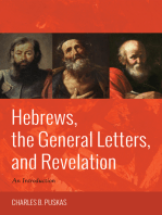 Hebrews, the General Letters, and Revelation