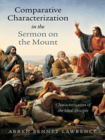 Comparative Characterization in the Sermon on the Mount