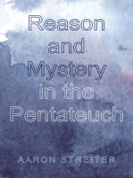 Reason and Mystery in the Pentateuch