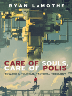 Care of Souls, Care of Polis