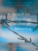In Search for a Theology Capable of Mourning: Observations and Interpretations after the Shoah