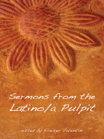 Sermons from the Latino/a Pulpit