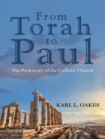 From Torah to Paul