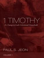 1 Timothy, Volume 1