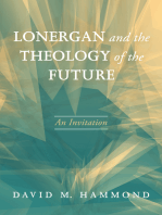Lonergan and the Theology of the Future