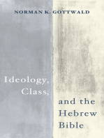 Ideology, Class, and the Hebrew Bible