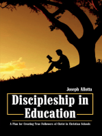 Discipleship in Education
