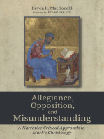 Allegiance, Opposition, and Misunderstanding