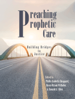 Preaching Prophetic Care