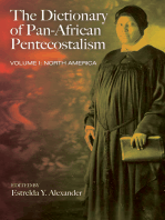 The Dictionary of Pan-African Pentecostalism, Volume One