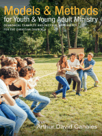 Models and Methods for Youth and Young Adult Ministry