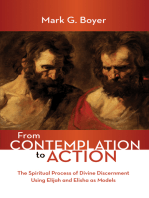 From Contemplation to Action
