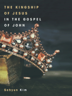 The Kingship of Jesus in the Gospel of John