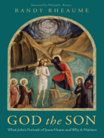 God the Son