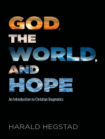 God, the World, and Hope