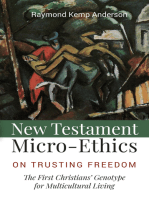 New Testament Micro-Ethics