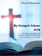 By Gospel Alone