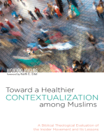 Toward a Healthier Contextualization among Muslims